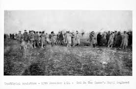 in the bleak midwinter the 1914 christmas truce and the queen u0027s