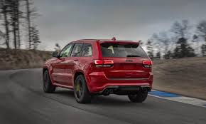 jeep cherokee yellow jeep grand cherokee trackhawk officially revealed performancedrive