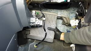 honda accord ac evaporator and expansion valve replacement 2003