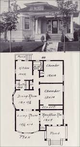 Small Craftsman Bungalow House Plans 1908 Bungalows By V W Voorhees Of Seattle Bungalows