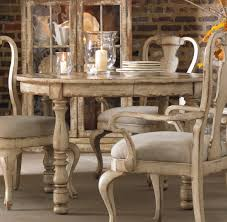 hooker furniture dining room wakefield round leg dining table w 1