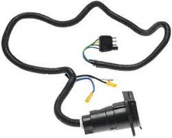 standard trailer wire connector