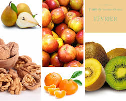 cuisine saine les fruits et légumes de saison pour le mois de février pour une