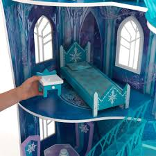 Costco Dog House Kidkraft Disney Frozen Snowflake Mansion Dollhouse 19 Pieces Of