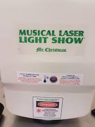 mr musical laser light show projector lights