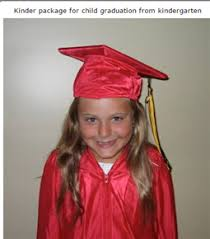 kindergarten cap and gown new jersey kindergarten graduation caps gowns kindergarten