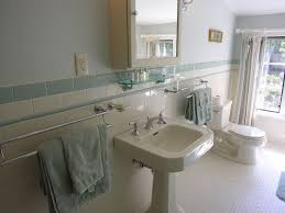 double pedestal sink bathroom