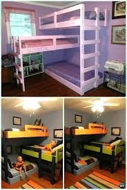 three bunk beds three bunk bed brunofelixarts com