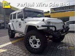 modified white jeep wrangler jeep wrangler 2014 unlimited sport 3 6 in selangor automatic suv