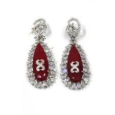 artificial earrings designer artificial earring designer earrings shanti jewellers