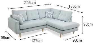 dimension canape d angle canapé d angle calais dimensions canapé canapés