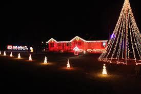 Christmas Lights Ditto Freeport Area Home U0027s Light Display Shares Holiday Cheer News