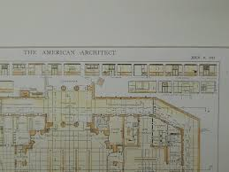 first floor plan union passenger station richmond va 1919