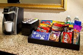 in suites premium suites coffee and snacks picture of embassy suites by