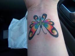 butterfly women tattoo art and designs page 8