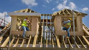 house builders house builders battered as funding for lending scheme is scaled