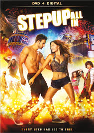 step class dvd artwork details step up all in dvd 11 04 14