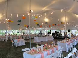 wedding tent lighting italian café lighting blue peak tents inc