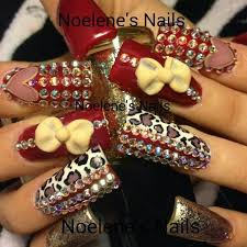 58 best nails images on pinterest nail art bling nails and