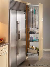 Cleaning Closet Ideas Storage Issues In Your Kitchen Add A Fun Pull Out Broom Closet To