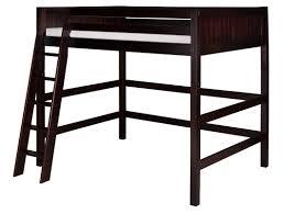 full loft beds with desk bunk u0026 loft beds you u0027ll love wayfair
