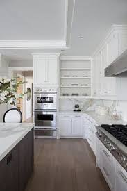 Kitchen Marble Countertops Calcatta Oro Marble Counters And Backsplash Biasol Design Studio