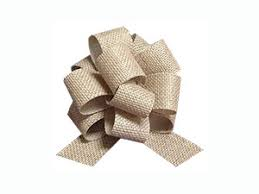 shrink wrap bags with pull bows new burlap pull bows
