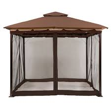 Small Gazebos For Patios by Amazon Com Mosquito Netting Screen For 10 U0027 X 12 U0027 Gazebo Patio