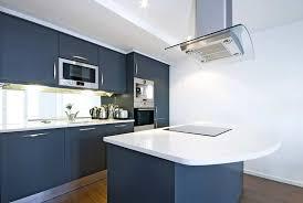 matte navy blue kitchen cabinets 27 blue kitchen ideas pictures of decor paint cabinet