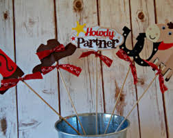 western party etsy