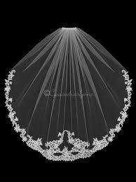 bridal veil bridal veils wedding veils beaded veils by lynne