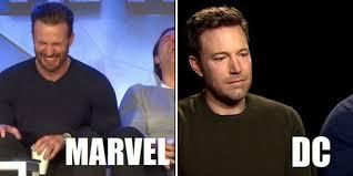 Meme Marvel - hilarious marvel vs dc memes cbr