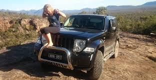 blackout jeep cherokee hendricks dynamics jeep wrangler commando ready for war loaded 4x4