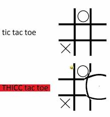 Toe Memes - dopl3r com memes tic tac toe thicc tac toe