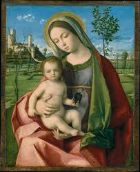 giovanni bellini madonna and child the met