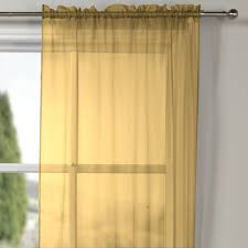 sale chinese simple curtain set customized solid terylene