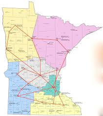 State Of Mn Map by Northern Lights Gigapop Introduction It Umn