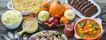 plant based thanksgiving recipes