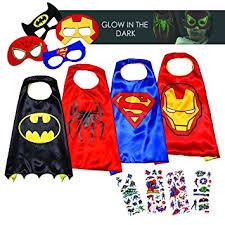 Amazon Halloween Costumes Amazon Halloween Toddler Boys Superhero Costumes 4 Super