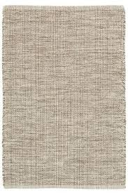Woven Rugs Cotton Marled Grey Woven Cotton Rug Modern Living Rooms And Room