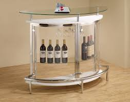 Small Bar Table Modern Small Glass Bar Table Unit Va Furniture