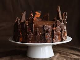 Halloween Chocolate Cakes by Easy Halloween Bark Recipe Fn Dish Behind The Scenes Food