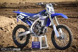 motocross bikes yamaha 2016 yamaha yz250f first ride photos motorcycle usa