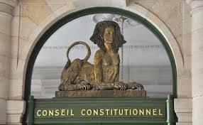 si e du conseil constitutionnel conseil constitutionnel le rectificatif du 08 février 2018 ne