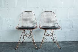 copper wire chair by modernica u2013 the good mod