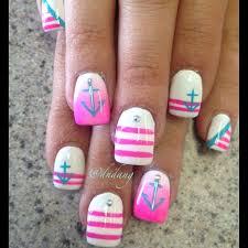161 best summer beach nails images on pinterest summer beach
