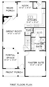 Tudor Floor Plan House Plan 53837 At Familyhomeplans Com