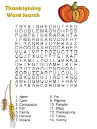 printable thanksgiving word search jpg