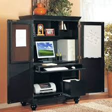 Sauder Sugar Creek Computer Armoire by Small Computer Armoire U2013 Blackcrow Us