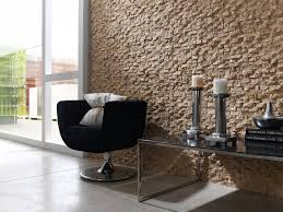 Natursteinwand Wohnzimmer Ideen Modernes Wanddesign Steinoptik Alle Ideen Für Ihr Haus Design